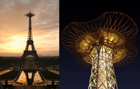 Serero Eiffel Tower