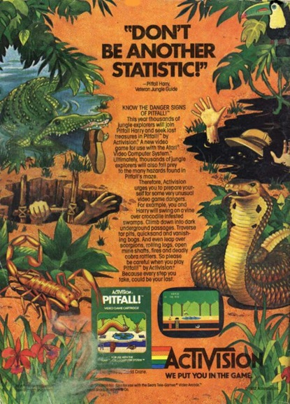GAMEAD pitfall