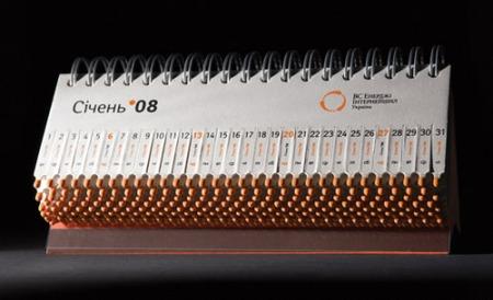 calendario de fosforo